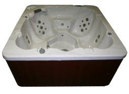 Coyote Spas Hot Tub Range by Marble RV