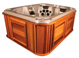 Arctic Spas - Hot Tubs Range by Marble RV